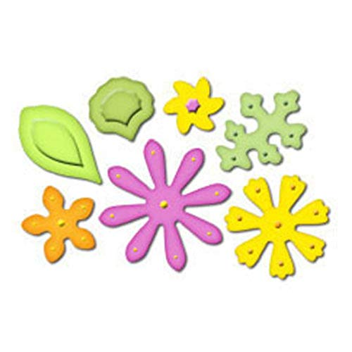 Presto Punch Templates Petal Pack -