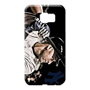 samsung galaxy s6 Extreme Pretty Protective Stylish Cases mobile phone carrying cases new york yankees mlb baseball