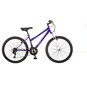 "*Roadmaster 24"" Granite Peak Girls' Bike Purple (Purple)"