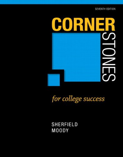 Cornerstones for College Success, Student Value Edition Plus NEW MyLab Student Success Update -- Access Card Package (7th Edition)