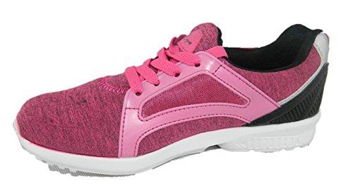 LEGEA , Baskets pour femme rose fuchsia 39 EU