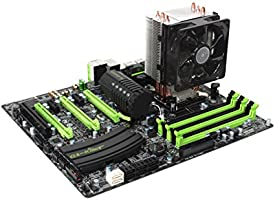 Cooler Master RR-TX3E-22PK-B1 - Ventilador de CPU HYPER TX3I para ...