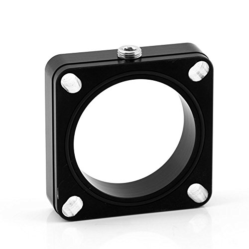 Boomba Racing THROTTLE BODY SPACER BLACK for FORD FUSION ()