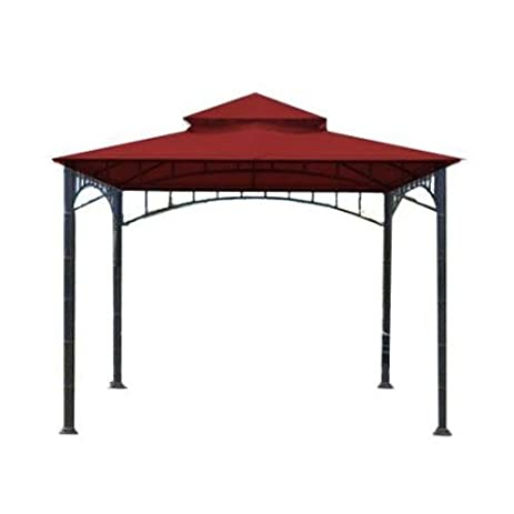 Replacement Canopy for Target Madaga Gazebo - RipLock 350 - CINNABAR  sc 1 st  Amazon.com & Amazon.com : Replacement Canopy for Target Madaga Gazebo - RipLock ...