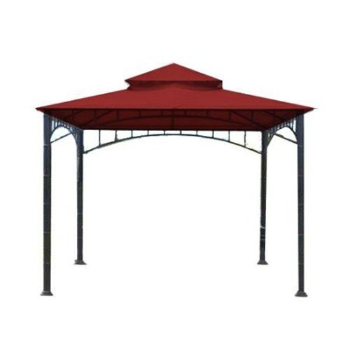 Replacement Canopy for Target Madaga Gazebo - RipLock 350 - Cinnabar by Garden Winds