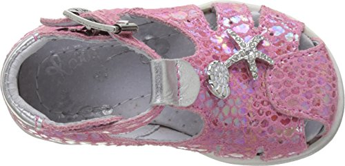 Little Mary Baby Mädchen Bosoleil Sandalen Pink (*animal Fushia)