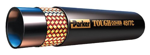 Parker Hydraulic Hose - Parker Hannifin - 451TC-8-BX - Hydraulic Hose Assembly, 1/2 in, 50'