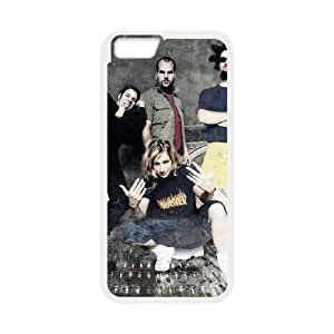 iPhone 6 Plus 5.5 Inch Cell Phone Case Covers White Guano Apes 3D Unique Phone Case Cover CZOIEQWMXN22402