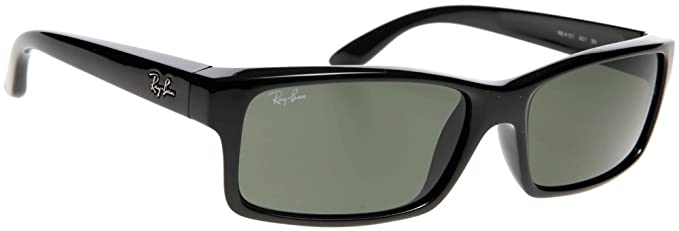 da564a3edc9 Ray-Ban Rectangular Sunglasses (Grey) (Rb4151 601 59 - Rb4151 ...