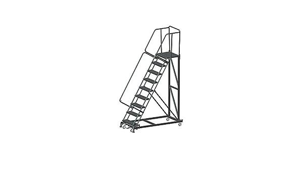 ballymore/Garlinn empresas Ultra Heavy Duty Monster escaleras – con Serrate: Amazon.es: Amazon.es