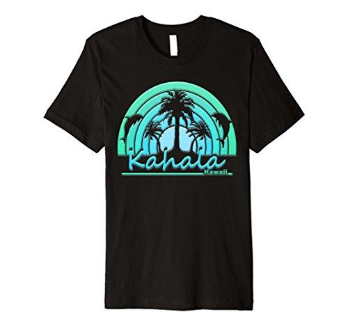 Kahala, Hawaii Dolphins, Palm Trees, Sunset - Hi Kahala