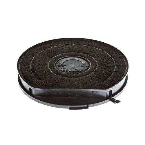 Electrolux Filtro a Carbone per Cappa Cucina, 24 cm, 24 cm, 3,3 cm 9029793727