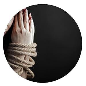 alfombrilla de ratón las manos atadas - ronda - 20cm