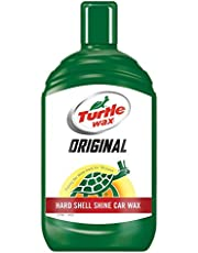 Turtle Wax TW 1830601 52871 Original Flïassig Auto Wachs Hartschale Glanz Dauerhafte Schutz 500ml