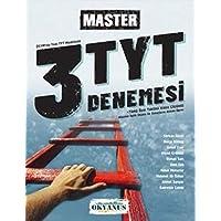 Okyanus TYT Master 3 Deneme-YENİ