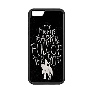 the Case Shop- Customizable Game of Thrones quote iPhone 6 4.7 Inch TPU Rubber Hard Back Case Cover Skin , i6xq-407
