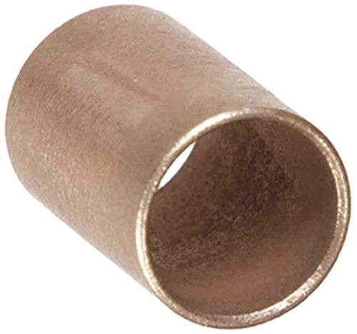 Item # 601118, Oilube Powdered Metal Bronze SAE841 Sleeve Bearings/Bushings - METRIC