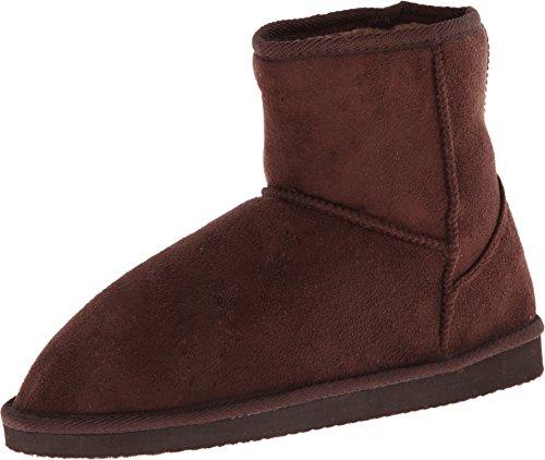 C Etikett Kvinnor Muffin-en Brun Boot 8,5 M