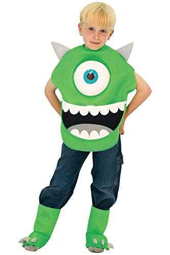 Disney's Monsters Inc Costume - Mike Wazowski Costume - Child S -