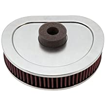K&N HD-1390 Harley Davidson High Performance Replacement Air Filter