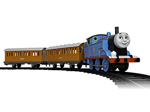 Lionel Thomas & Friends Battery-powered Model Train Set Ready to Play w/ Remote from Lionel