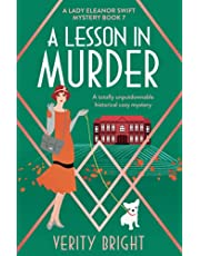 A Lesson in Murder: A totally unputdownable historical cozy mystery