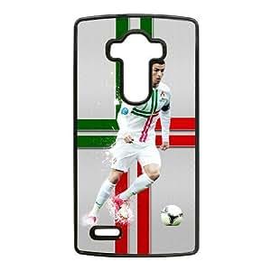 Cristiano Ronaldo_006 LG G4 Cell Phone Case Black Protective Cover