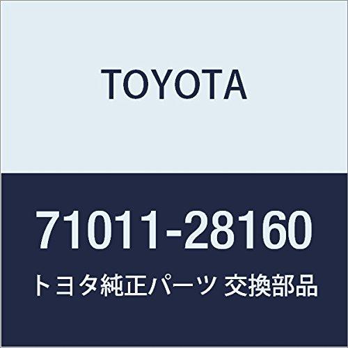 TOYOTA Genuine 71011-28160 Seat Cushion Frame