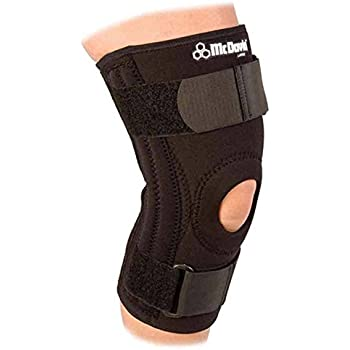 f63f093ae4 McDavid Classic Logo 421 CL Level 2 Knee Support W/ Stays - Black - XX-Large