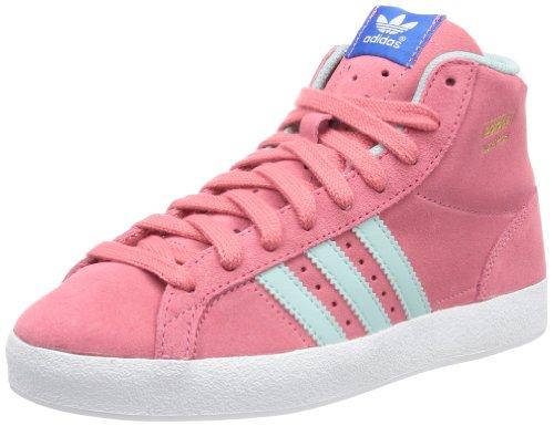 adidas Originals BASKET PROFI K G95733 Mädchen Sneaker Pink (BLIPNK/CLEGR)