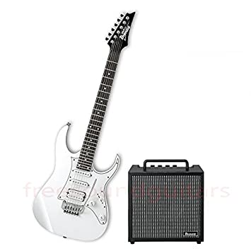 Ibanez grg140 WH guitarra eléctrica + Amplificador para ...
