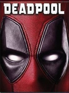 Deadpool (DVD 2016) Preorder Ships on 5/10