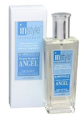 Instyle Fragrances - An Impression Spray Cologne for Women (Angel)