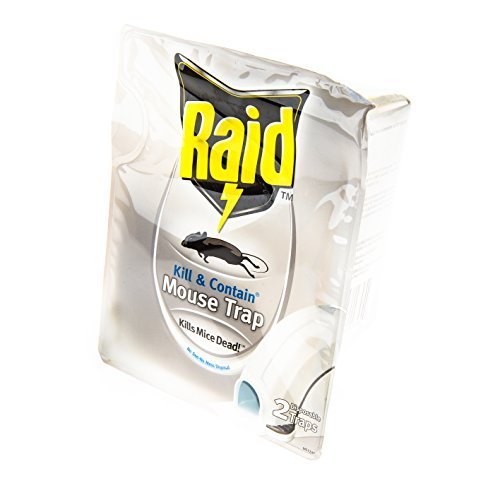 Raid Kill & Contain Mouse Trap (Mouse Traps Ortho)