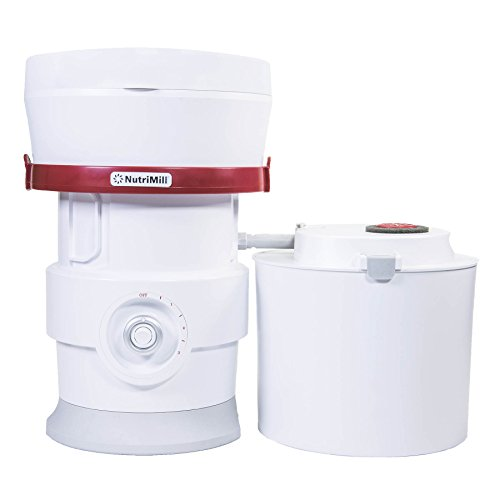 NutriMill Plus High-Speed Grain/Flour Mill