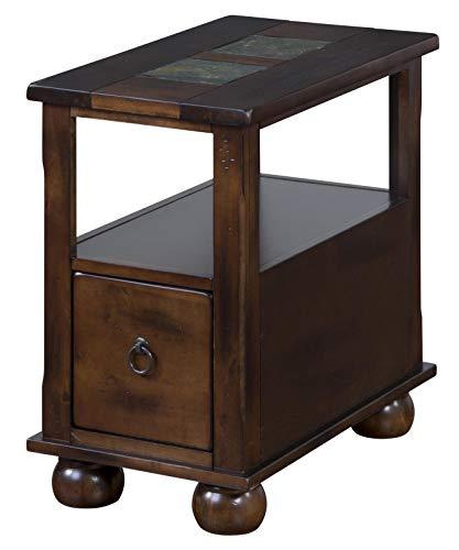 (Sunny Designs 3164DC-CS Santa Fe Chair Side Table)