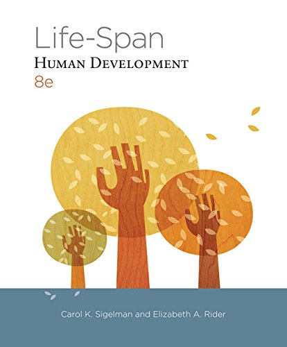 Life-Span Human Development (MindTap Course List)