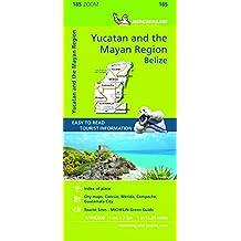 Yucatan & Mayan Peninsula 185 - Carte zoom