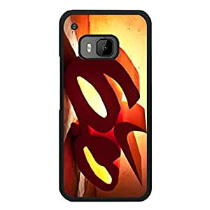 Artistic Creative Nike Cover Phone Case for Htc One M9 Brand Logo Series Fine Cover Case the Logo of Nike