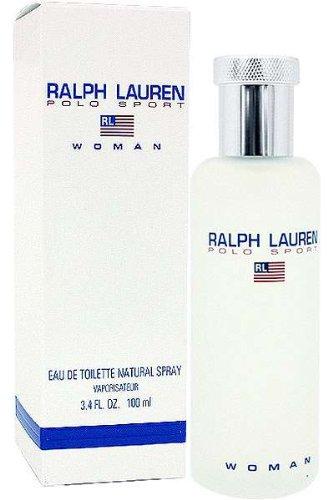 Ralph Toilette MlAmazon Woman Eau Spray Lauren Polo Sport De 100 xdrBoCeW
