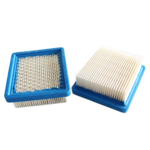 Poweka  2 Air Filter Fit For Tecumseh 36046 And Fits 4  5.5 Hp Engines Oh95  and Vlv126 Replace Stens ()