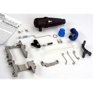 Traxxas 4400 Nitro Engine Upgrade Kit from .15 to 2.5