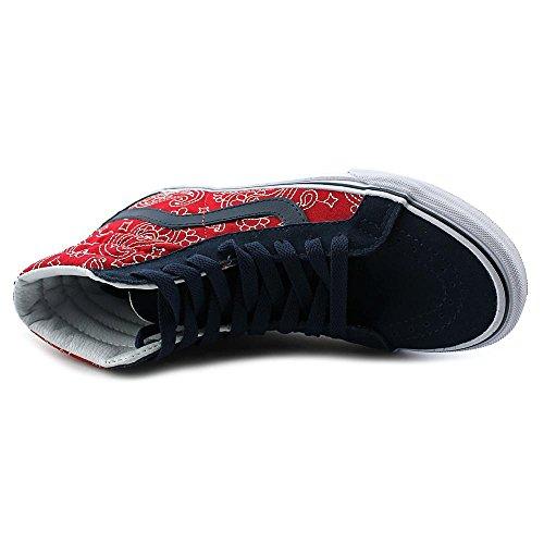 Vans Unisex-Erwachsene Ua Sk8-Hi Reissue Hightop Sneaker DB/ChlPpr (Bandana Print)