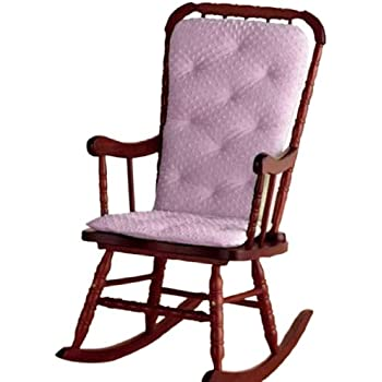 aBaby Heavenly Soft Adult Rocking Chair Cushion, Pink (Discontinued by Manufacturer)
