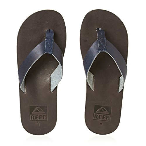 Reef Herren Voyage Sandalen Varios colores (Brown / Dress Blue)