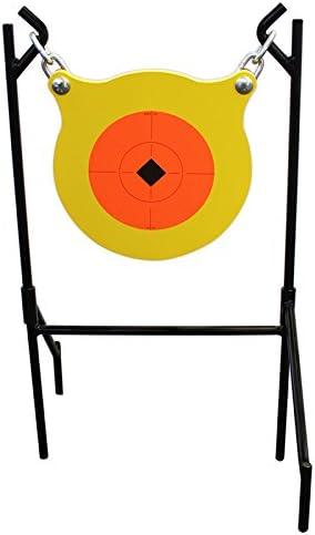 New Birchwood Casey World of Targets Boomslang AR500 Gong Centerfire Target
