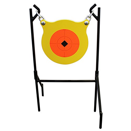 Birchwood Casey USA World of Targets Boomslang Centerfire Gong Target 1/2