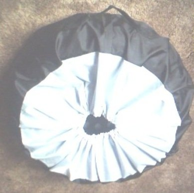 Tyre Tote Carry bag rear spare wheel cover wheelcover BargainworldUK
