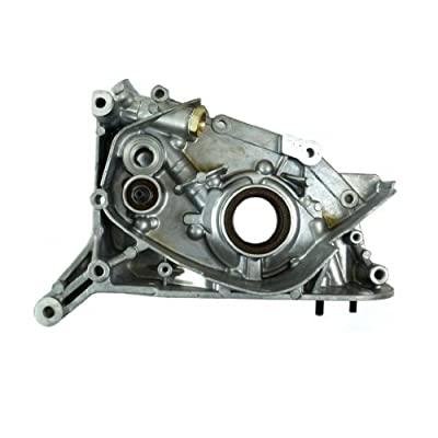 Diamond Power Oil Pump works with Mitsubishi L200 2.5L Turbo Diesel: Automotive