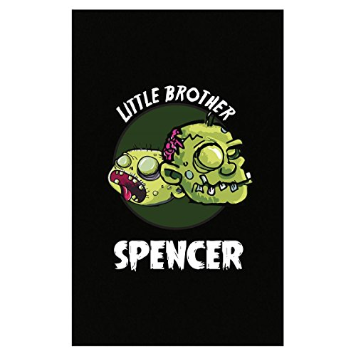 Prints Express Halloween Costume Spencer Little Brother Funny Boys Personalized Gift - Poster -